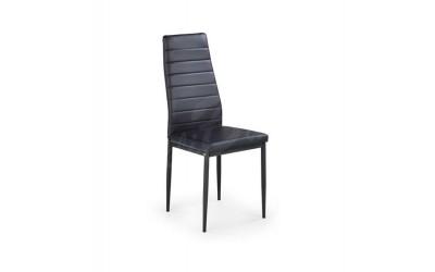 Стол К 70 черен - Трапезни столове