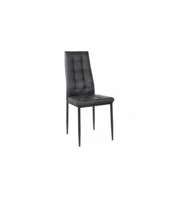 Стол К264 PU черен - Трапезни столове