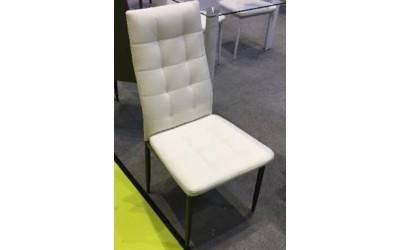 Стол К264 PU бял - Трапезни столове