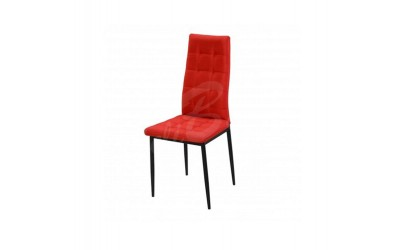 Стол К264 червен - Трапезни столове