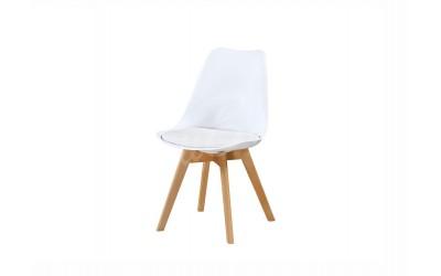 Стол К277 бял - Трапезни столове