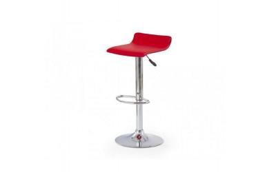 Бар стол H-1 червено - Бар столове