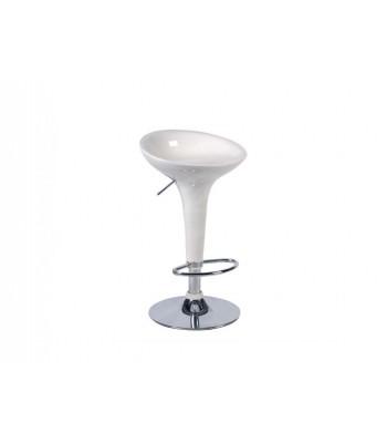 Бар стол H-17 бял - Бар столове