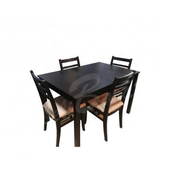 Трапезна маса Сара + 4 стола Стил