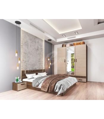 Спален комплект CITY 7038 - Спални комплекти