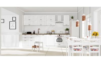 Модулна Кухня Сити 766 - Модулни кухни с МДФ