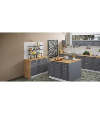 Модулна Кухня Сити 854 - Модулни кухни с МДФ