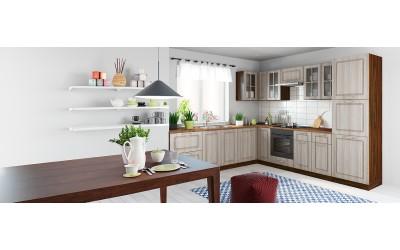 Модулна Кухня Сити 862 - Модулни кухни с МДФ