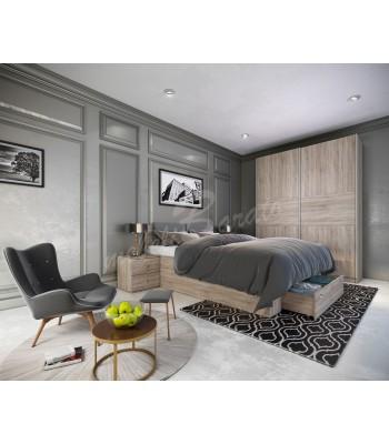 Спален комплект Сити 7040 - Спални комплекти