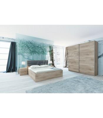 Спален комплект CITY 7041 - Спални комплекти