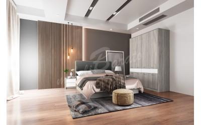 Спален комплект CITY 7044 - Спални комплекти