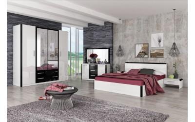 Спален комплект Дорадо гланц - Спални комплекти