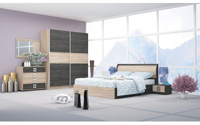 Спален комплект Дорис 2 - Спални комплекти