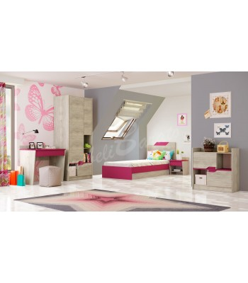 Детско обзавеждане CITY 5006 - Детски стаи
