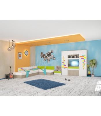 Детска стая Сити 137 - Детски стаи