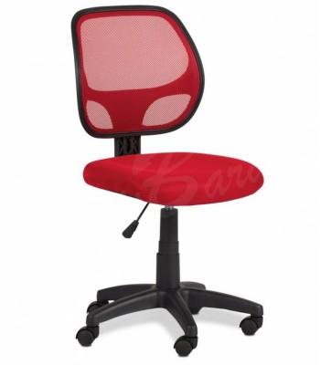 Детски стол Carmen 7013 - Червен - Детски столове