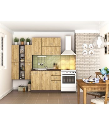 Кухня CITY 229 - Мебели Барато