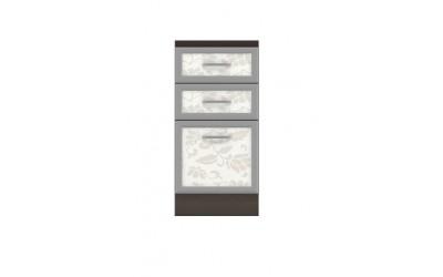 Долен модул В25 - 40 см - Кухня Регал Флауърс