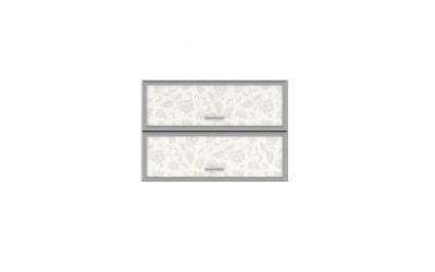 Горен модул G34 - 100 см - Кухня Регал Флауърс