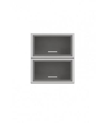 Горен модул G36 - 60 см - Кухня Регал Флауърс