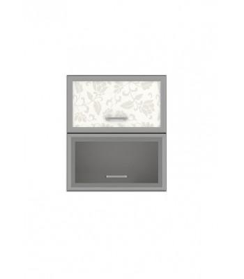 Горен модул G40 - 60 см - Кухня Регал Флауърс