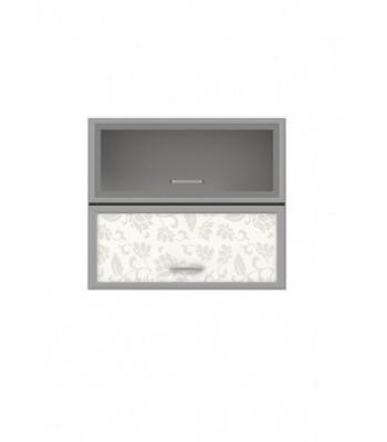 Горен модул G45 - 80 см - Кухня Регал Флауърс