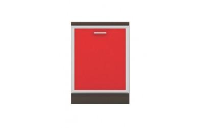 Долен модул B6 - 60 см - Кухня Регал червена