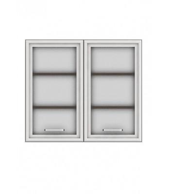 Горен модул G12 - 80 см - Кухня Регал червена