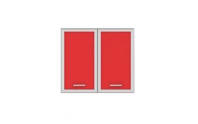 Горен модул G13 - 80 см - Кухня Регал червена