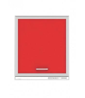Горен модул G17 - 60 см - Кухня Регал червена