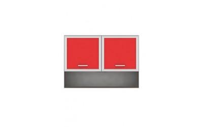 Горен модул G29 - 100 см - Кухня Регал червена