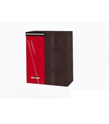 Горен модул ВП 186 ляв - Кухня Версаче червена