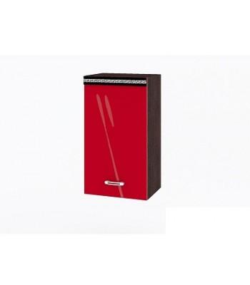 Горен модул ВП142 десен - 40 см - Кухня Версаче червена