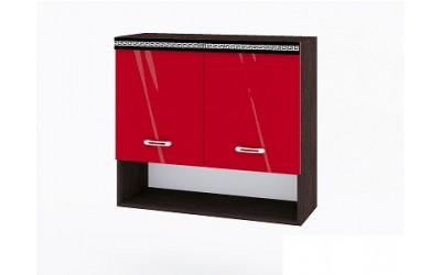Горен модул ВП147 - 80 см - Кухня Версаче червена