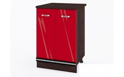 Долен модул ВП163-60 см - Кухня Версаче червена