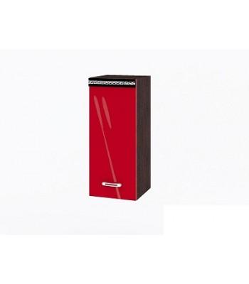 Горен модул ВП181 ляв -30 см - Кухня Версаче червена