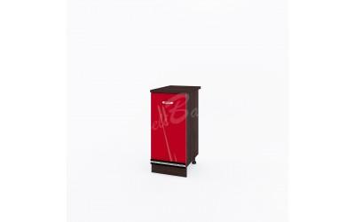 Долен модул ВП192 ляв-40 см - Кухня Версаче червена