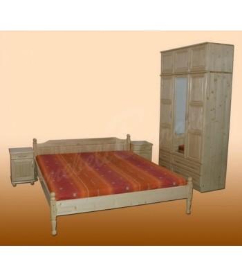 Спален комплект Алекс-144/190см - Спални и легла