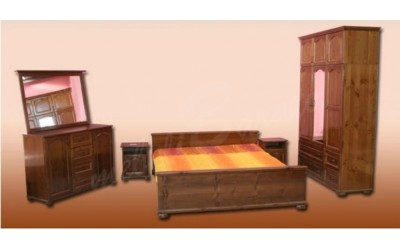 Спален комплект Илко - Спални и легла