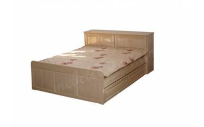 Легло Рени + чекмеджета - Спални и легла