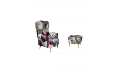 Кресло Хепи 2 - Фотьойли и табуретки