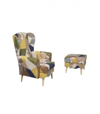 Кресло Хепи 3