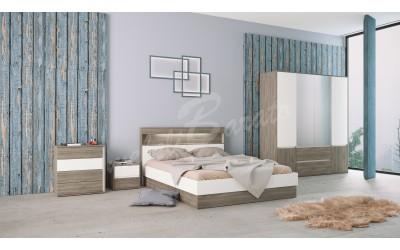 Спален комплект CITY 7009 - Спални комплекти