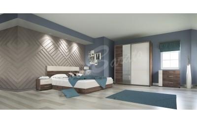 Спален комплект CITY 7011 - Спални комплекти