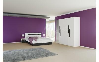 Спален комплект CITY 7013 - Спални комплекти