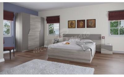 Спален комплект CITY 7016 - Спални комплекти