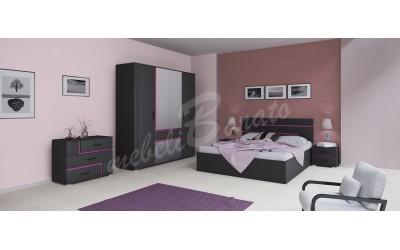 Спален комплект CITY 7006 - Спални комплекти