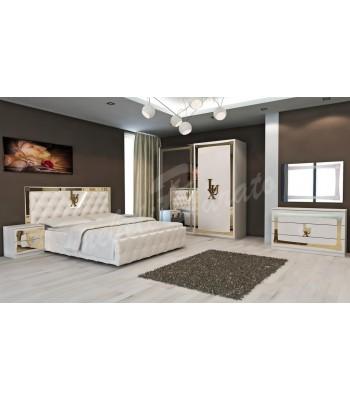 Спален комплект LUX Bianco