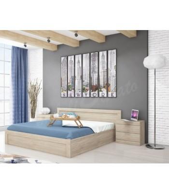 Спален комплект CITY 7001 - Спални комплекти