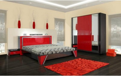 Спален комплект Рим - Спални комплекти